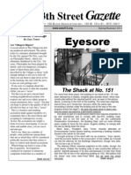 West 13th Street Gazette No. 20