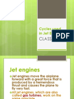 05 Cycles Used in Jet Engines