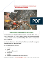 Impactos Ambientales Mineria Subterranea1