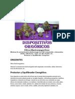 Dispositivos Orgònicos