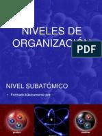 Nivel de Organizacion