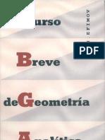 CURSO BREVE DE GEOMETRÍA ANALÍTICA.pdf