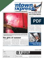 Downtown Express, June 19, 2009