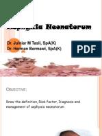 Asphyxia Neonatorum