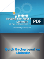LinkedIn 29 in 29