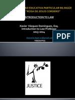 Introductionto to Law Ecuador