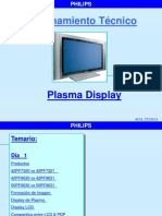 Curso Plasma vs LCD - Philips 2006