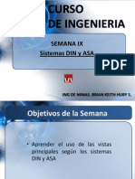 Sistema Din y Asa