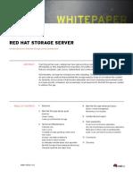 Redhat Gluster Storage-Arch