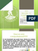 Presentacion Investigacion 1 20-7-13