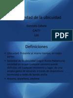 Sociedad de La Ubicuidad CIITI