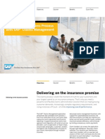 Streamlining the Claims Process With SAP Claims Management