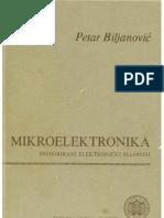 Petar Biljanovic - Mikroelektronika