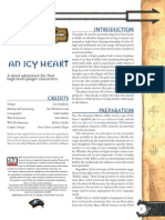 D20 - D&D - Adventure - Icy Heart
