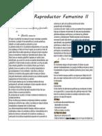 Aparato Reproductor Femenino II - Copia