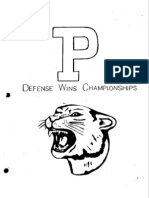 1993 Permian Offense Playbook