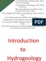 Hydrology Slides
