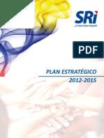 PLAN ESTRATÉGICO INSTITUCIONAL 2012-2015. (2)[1]