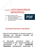 6 Contratos Bancarios Improprios Alienacao Fiduciaria