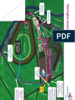 2013 Melbourne Cup Carnival Access Maps