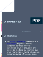 Imprensa Do Tomas