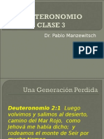 DEUTERONOMIO 3