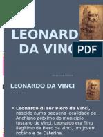 Leonardo Da Vinci Do Tomas