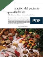 Dieta en La Hiperuricemia