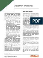 APN Pulsed Laser Eye Safety 091204