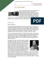 CVC. Rafael Alberti. Sobre El Poeta
