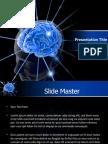 Brain Animated Powerpoint Template