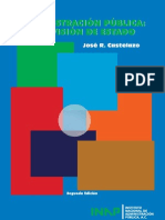 Castelazo-Jose_Adninistración Pública-una visión de Estado