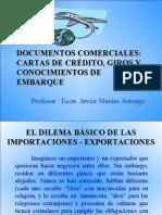 Carta de Credito Documentaria