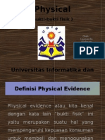 bukti fisik