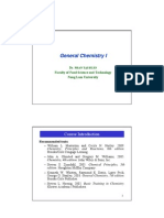 For Student- General Chemistry I - Module 1 - Phan Tai Huan