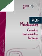 Mediacion Escuelas, Herramientas , Tecnicas