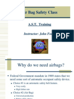Air Bag Safety Class 1