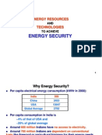 Energy Security Ppt