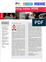 Newsletter MSME Umbrella Programme Edition 1