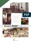 Assam Relief Report