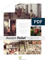 Assam Relief Report
