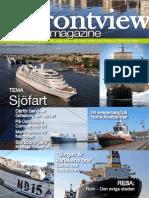 Frontview Magzine No 3, 2013