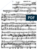 Sonata para cello y piano n°1 op.5 de Beethoven
