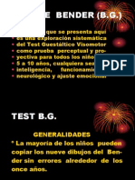 TEST de BENDER.diapositivas.clases
