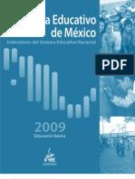 Sistema Educativo Mexicano 2009