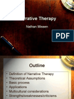Narrative Therapy Presentation