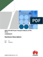 OptiX PTN 960 V100R005C01 Hardware Description 02