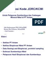 Ade Kadarusman Implementasi KCMI 16 Mei 2013 -Perhapi