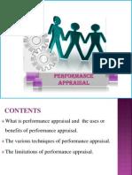 Performance Appraisal Anshul