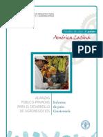 Guatemala Fao